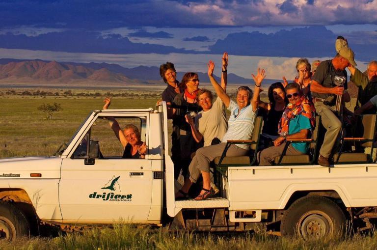 Afrika Last Minute Reisen: Mit Drifters Adventure Tours ein Safari erleben