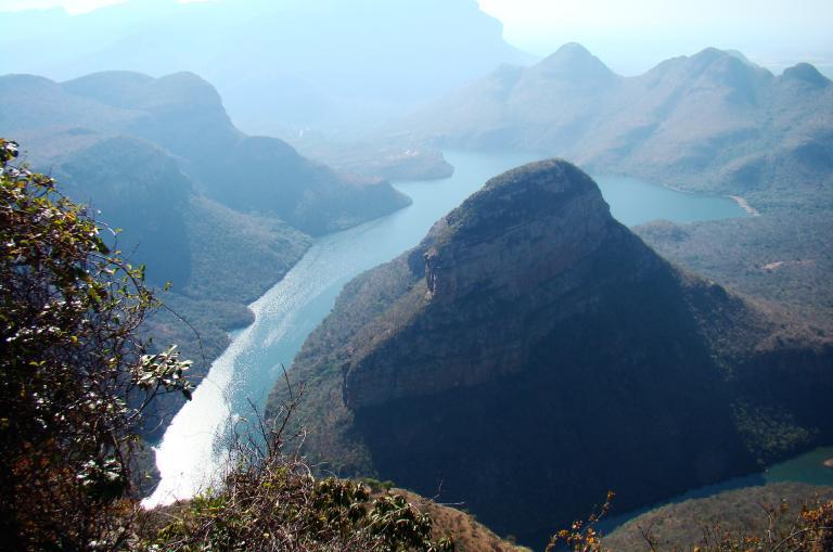 Erlebnisreisen Afrika - Den Blyde River Canyon, größten bewachsenen Canyon der Welt in Südafrika auf einer Erlebnisreise entdecken