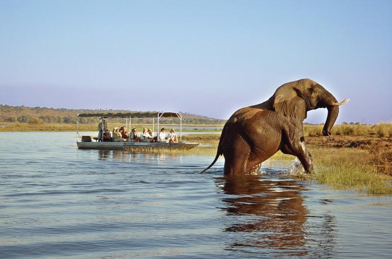 18-tägige geführte Abenteuer Camping Safari ab Victoria Falls bis Windhoek  - Southbound Adventure
