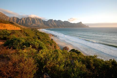 Cape Point im Sonnenaufgang
