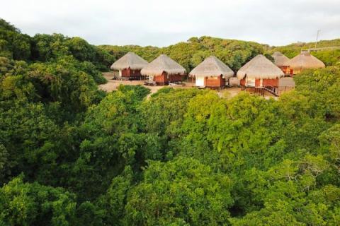 Chizavane Lodges