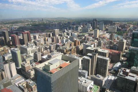 Johannesburg Panorama