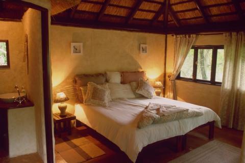 Zimmer Innenansicht Greenfire Drifters Hazyview Lodge