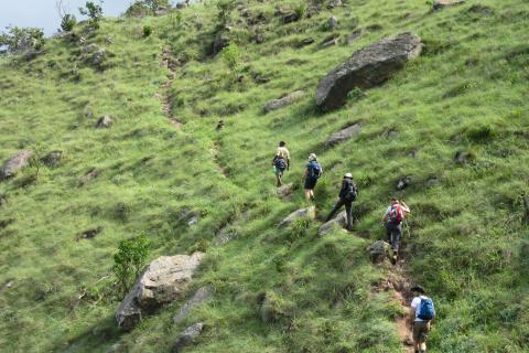 Wanderreise durch Südafrika mit einem Abstecher in das Königreich Swasiland und einer Wandertour durch das Malalotja Nature Reserve