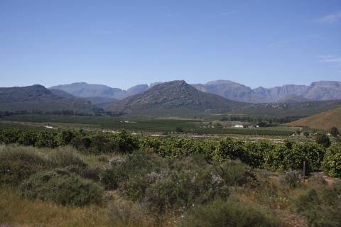 Panorama Namaqualand