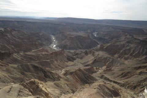 Panorama Fish River Canyon
