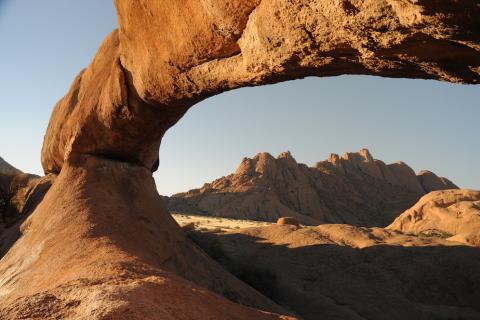 Spitzkoppe Arch