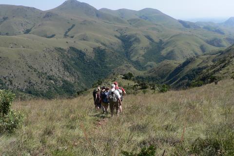 Wander Tour druch Südafrika und Swasiland mit einem Wanderausflug in den Malalotja Nature Reserve