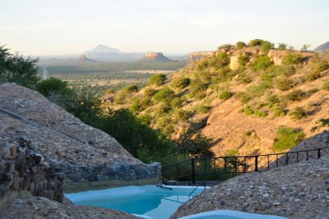 Ugab Terrace Lodge Damaraland