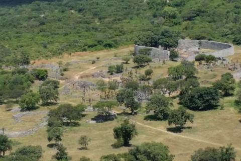 UNESCE Weltkulturerbe Great Zimbabwe Ruinen