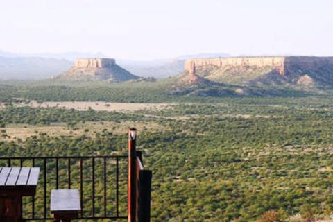 Ugab Terrace Lodge in Damaraland