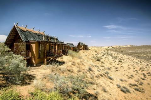 Xaus Lodge Kgalagadi Transfrontier Park