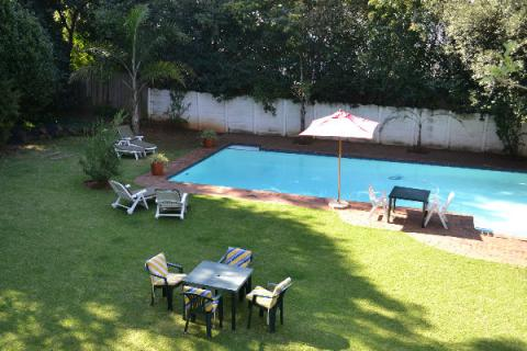 Drifters Greenfire Johannesburg Lodge