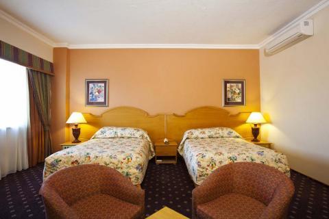 Safari Court Hotel Windhoek / Namibia