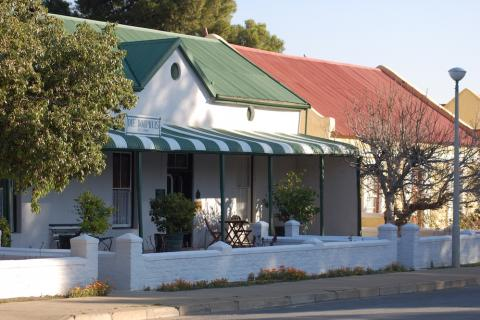 Hantam Huis im Namaqualand