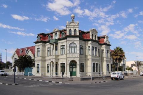 Wörman Haus in Swakopmund Namibia