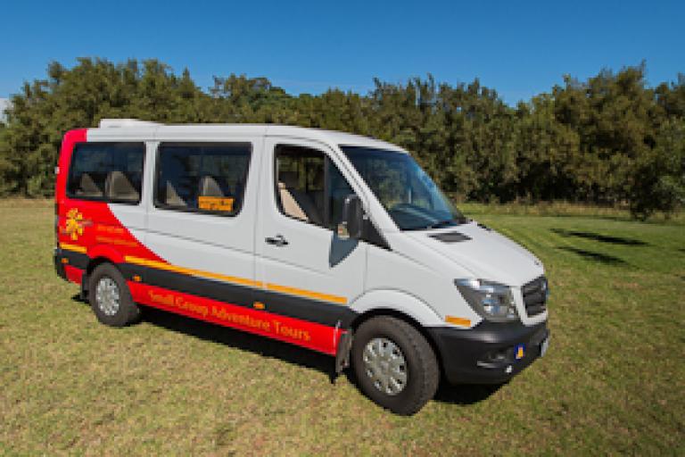 Sunway Safaris Minibus