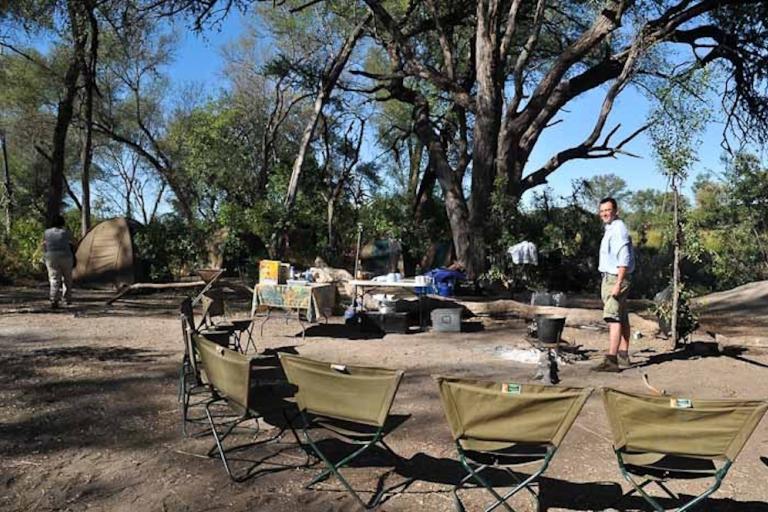 Sunway Reisekonzept: Camping Safari