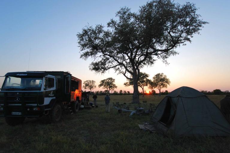 Afrika Camping Safaris mit unserem erfahrenen Partner Drifters Adventure Tours
