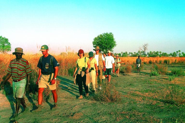Walking Safari im Krüger Nationalpark Südafrika