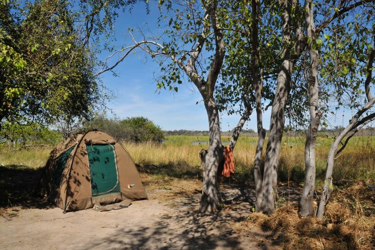Sunway Safaris Canvas Komfort Zelte