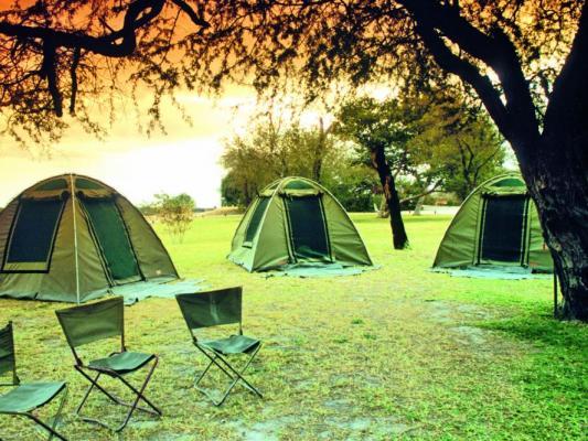 Drifters Greenfire Maun Camp