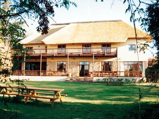 Greenfire Johannesburg Inn Haus und Garten
