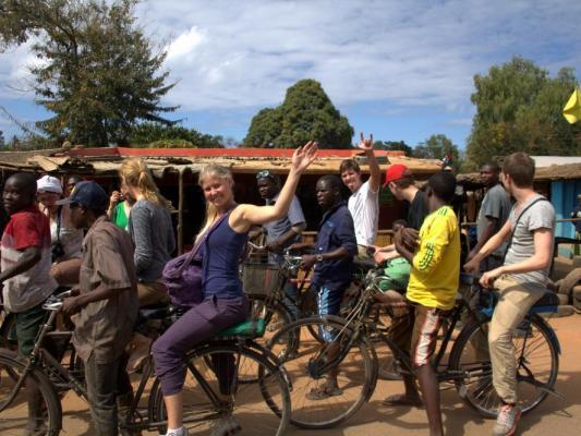 Fahrradtour mit Guide und Malawi