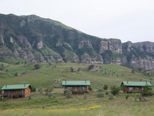 Greenfire Drakensberg Lodge: Unterkunft für Wanderungen in Südafrika