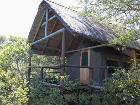 Greenfire Game Lodge im Balule Private Game Reserve