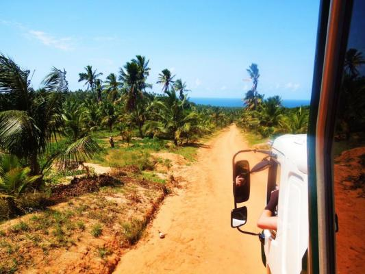 Wanderung auf den Mount Mulanje in Malawi