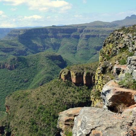 Südafrika Lesotho Reise: Blyde River Canyon